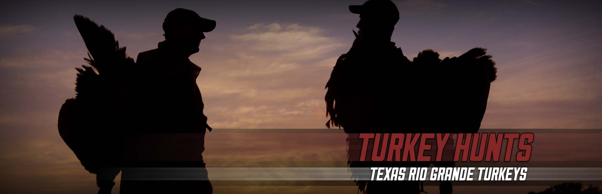 Texas Rio Grande Spring Turkey Hunting